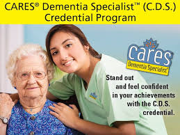 Become a Certified Dementia Specialist Today!